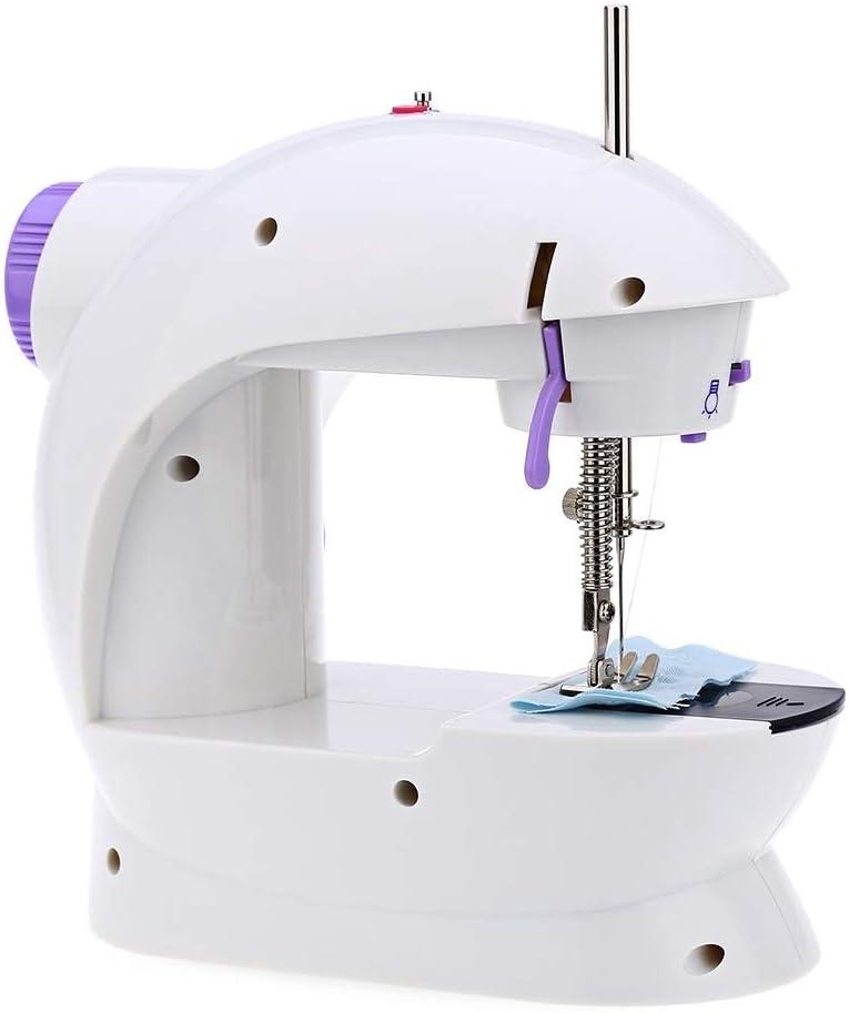 WATERMELON Eworld Mini portátil Pedal Las máquinas de Coser de ...