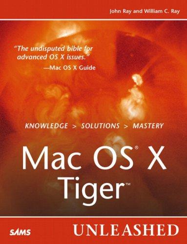 Mac OS X Tiger Unleashed