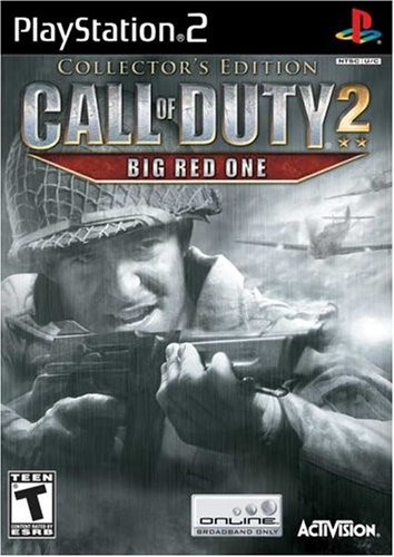 Amazon com: Call of Duty 2: Big Red One - PlayStation 2