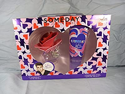 Someday by Justin Bieber Fragrance Gift Set for Women, 2 pc