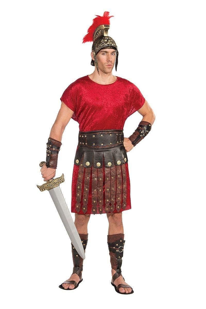 Amazon.com: Disfraz de gladiador romano delantal & Cinturón ...