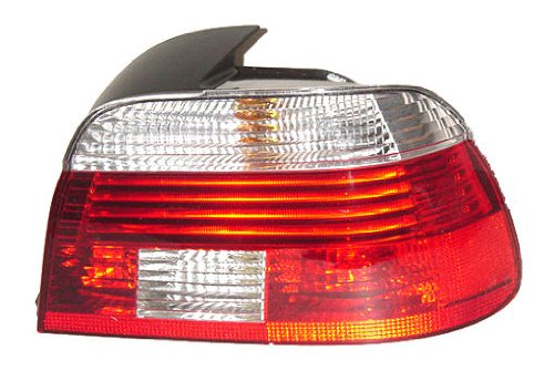 Partslink Number BM2819102 OE Replacement BMW 525//530//540 Passenger Side Taillight Lens//Housing