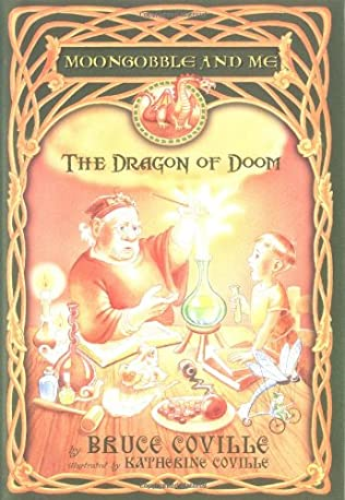 book cover of The Dragon of Doom