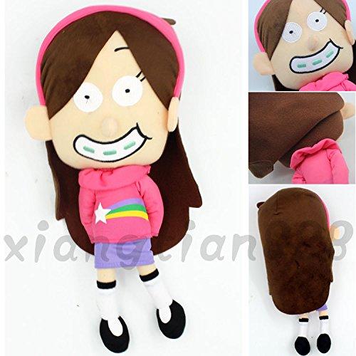 "12"" Anime Gravity Falls Mabel Pines Shooting Star Plush Doll Stuff Lovely Toy"