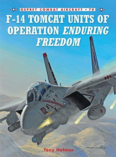 F-14 Tomcat Units Of Operation Enduring Freedom (Combat Aircraft)