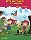 Gifted and Talented: IQ Training: Brainstorm: IQ Training test workbook for ages 3-6 (Volume 4)