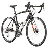 Diamondback Bicycles Century 2 Road Bike, 56cm/Large, Gloss Black Diamondback Bikes