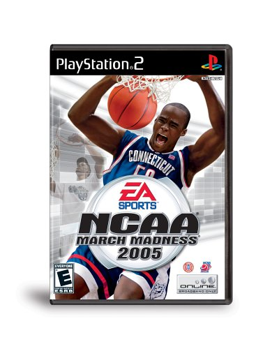 NCAA March Madness 2005 - PlayStation 2