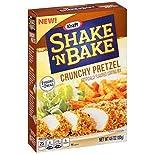 Shake 'N Bake Seasoned Coating Mix: Crunchy Pretzel (2 Pack) 4.6 oz Boxes