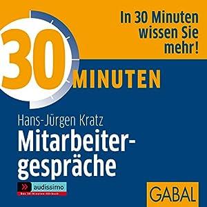 30 Minuten Mitarbeitergespräche Hörbuch