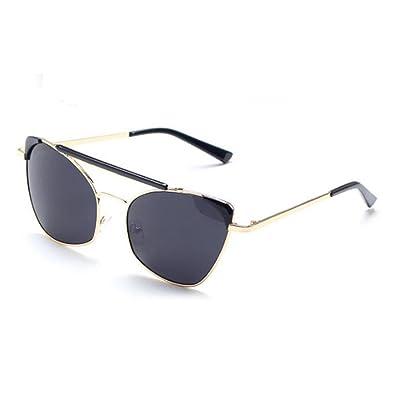 96f293c067b426   Lunettes de protection Lunettes de soleil de mode ronde couleur lunettes  de soleil Lady Retro lunettes