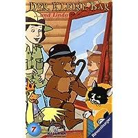 Der kleine Bär 7: Der kleine Bär und Linda [VHS]