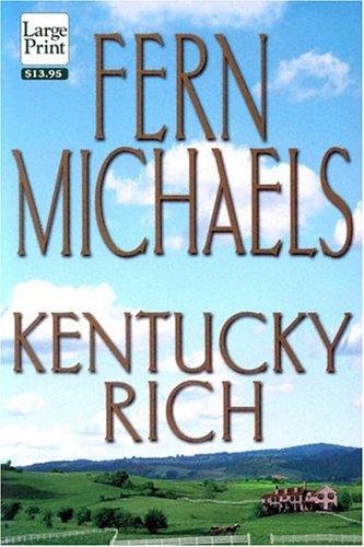 Large Print Press - Kentucky Rich pdf epub