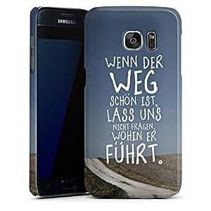 Samsung Galaxy S2Funda Premium Case Protección cover Sprüche Statement Alemán