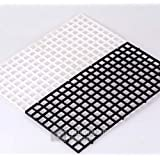 plaskolite 1199232a eggcrate lighting panel 2 x4 white