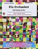 Ella Enchanted - Teacher Guide by Novel Units, Inc.