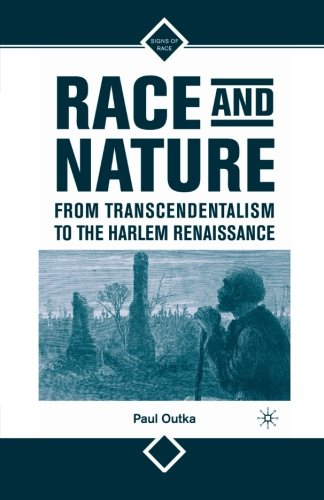 Search : Race and Nature from Transcendentalism to the Harlem Renaissance (Signs of Race)