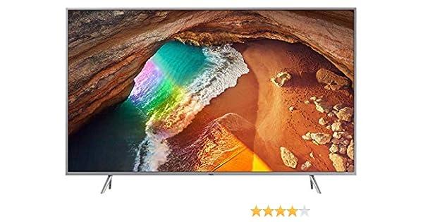 samsung - TV QLED 55 Samsung Qe55Q65R IA 4K Uhd HDR Smart TV ...
