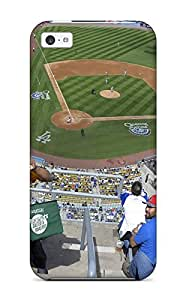 los angeles dodgers MLB Sports & Colleges best iPhone 5c cases