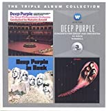 Triple Album Collection (In Rock/Fireball/Deep Purple With The Royal Philharmonic Orchestra)