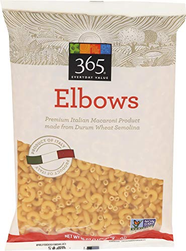 365 Everyday Value Elbows 16 oz