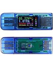 DollaTek USB 3.0 Färg LCD Display Spänning Ström Batteri Laddning Mätare Multifunktionell USB-testare
