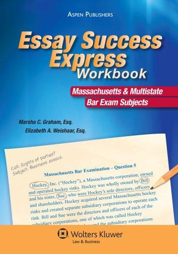 Essay Success Express Workbook