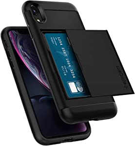 Spigen Slim Armor CS Designed for iPhone XR Case (2018) - Black