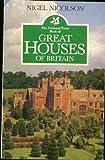 National Trust Book of Great Houses, Nigel Nicholson, 0586056041