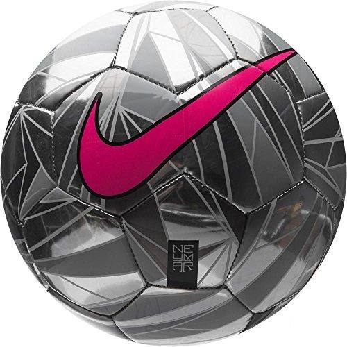 Se Ball (Nike Neymar FC Barcelona Pitch SE 2014-2015 Soccer Ball Chrome Size)