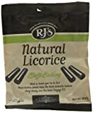 Cheap RJ's Black Soft Natural Eating Licorice, 10.6-Ounce Bags (Pack of 4)