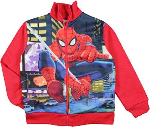 Marvel Spiderman - Traje de Correr para niños Azul Azul Marino 2 ...