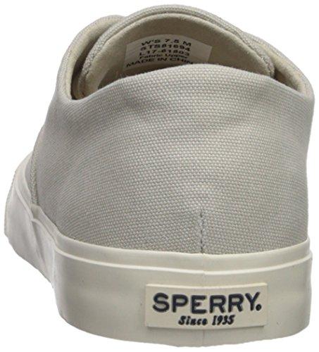 Sperry Top-sider Kvinnor Kaptener Cvo Sneaker Ljusgrå