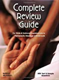 img - for Complete Review Guide : For State and National Examinations in Therapeutic Massage and Bodywork book / textbook / text book