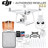 DJI Phantom 4 Pro V2.0/Version 2.0 Quadcopter Starters Flyer Bundle