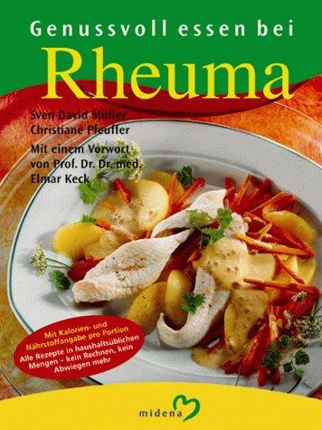 Genussvoll essen bei Rheuma