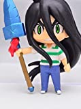 Ushio and Tora: Ushio Swing Mascot Figure Keychain ~ Ushio Aotsuki with Beast Spear Yokai Form