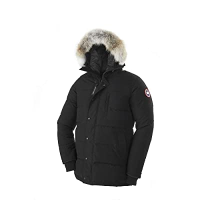 Canada Goose Carson Fusion Fit Parka - Men's: Sports & Outdoors