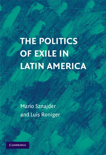 Download The Politics of Exile in Latin America Pdf