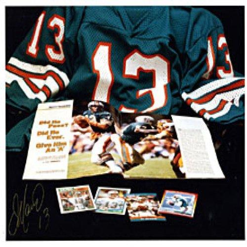 Dan Marino Autographed / Signed 8x10 Photo - Miami Dolphins