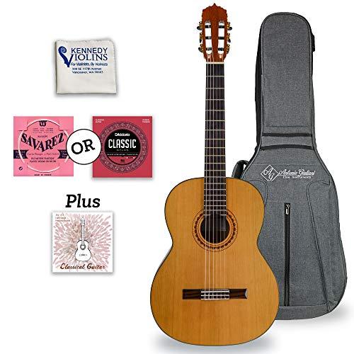 Antonio Giuliani Classical Mahogany Guitar Outfit (CL-5) - Acoustic Guitar...