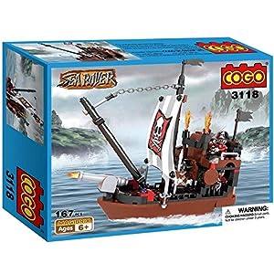 Toyshine Sea Rover Pirate Ship...