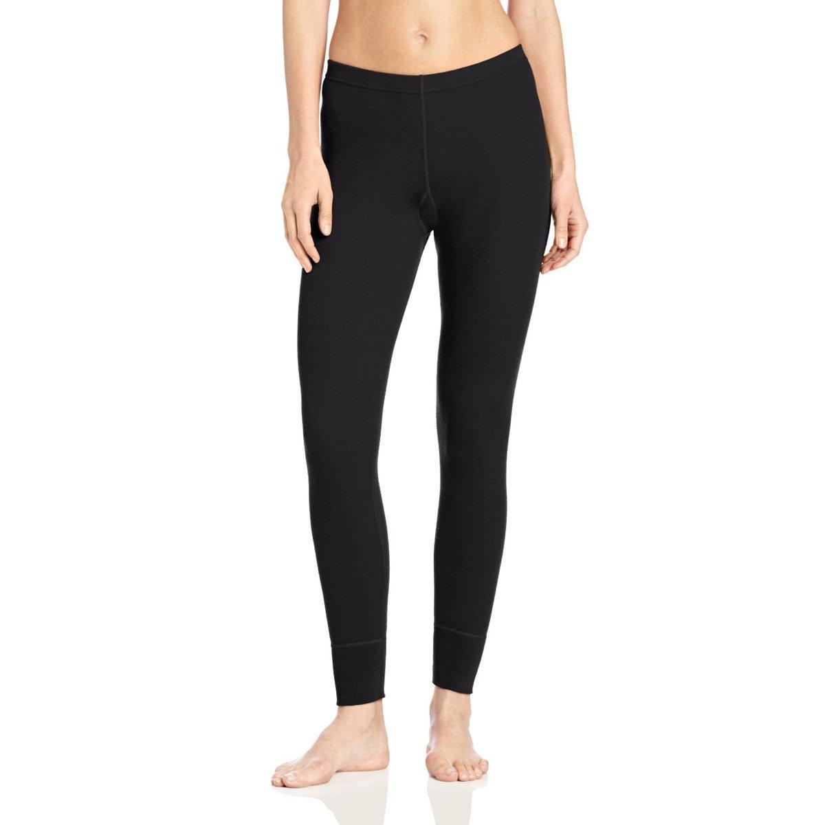 Minus33 100% Merino Wool Base Layer Midweight Black Bottoms (Small) by Minus33 Merino Wool