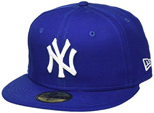 Con 59 Visiera Cappello Bleu Yankees New Era Ny Fifty SYx50wxZaq