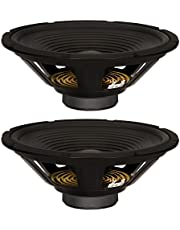 """Goldwood Sound, Inc. Stage Subwoofer, OEM 12"""" Woofers 240 Watts Each 8ohm Replacement 2 Speaker Set (GW-212/8-2)"""