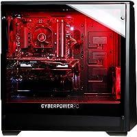 CyberPowerPC - Gamer Ultra Desktop - AMD Ryzen 5 1400 3.2 GHz CPU - 8GB Memory - AMD Radeon RX 580 - 1TB Hard Drive - Black
