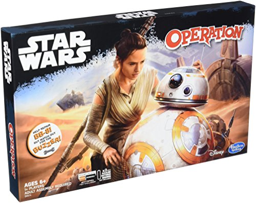 Hasbro Operation Game: Star Wars (Brick Calendar)