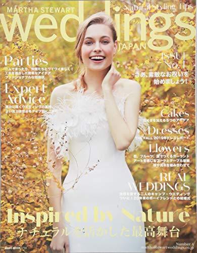 MARTHA STEWART Weddings 最新号 表紙画像
