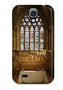 New Arrival YXbEGiQ18745WweSz Premium Galaxy S4 Case(wells Cathedral)