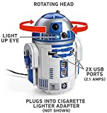 Star Wars R2-D2 USB Car Charger Officially Licensed
